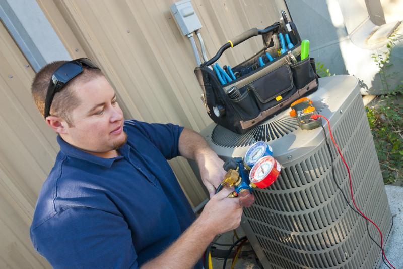 If your air conditioner is getting louder, it's a sign that something is wrong with the unit. Don't ignore it!