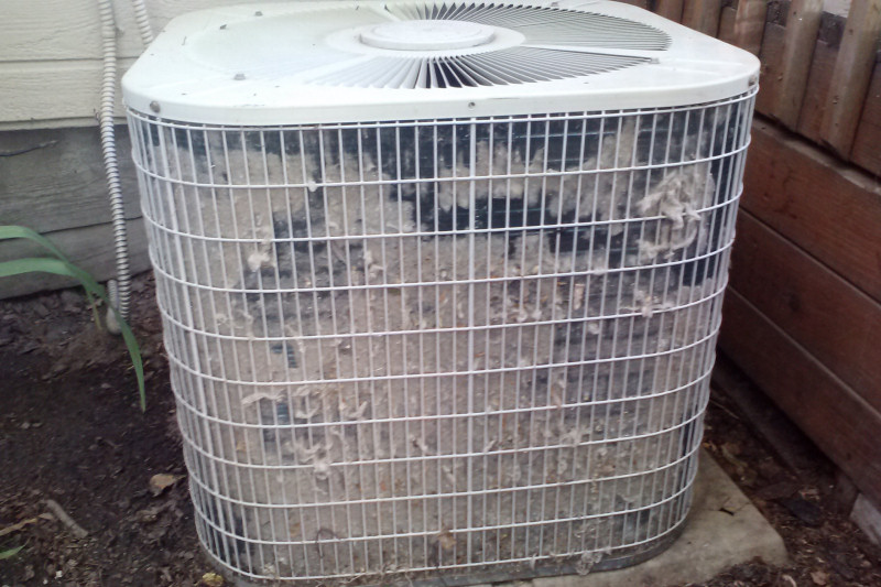 Is your central AC system not keeping you as cool and comfortable as you'd like? Have your condenser coil cleaned!