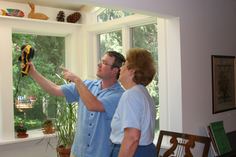 An annual home energy audit will save you money and help keep you comfortable as well!