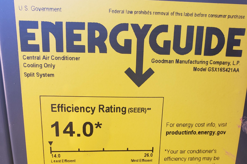 Understanding what an air conditioner's SEER rating means will help your family save money and stay cooler too!