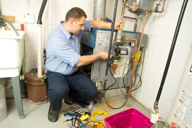 HVAC maintenance doesn't stop just because your furnace isn't in use when it's warm out - don't be sorry come winter!