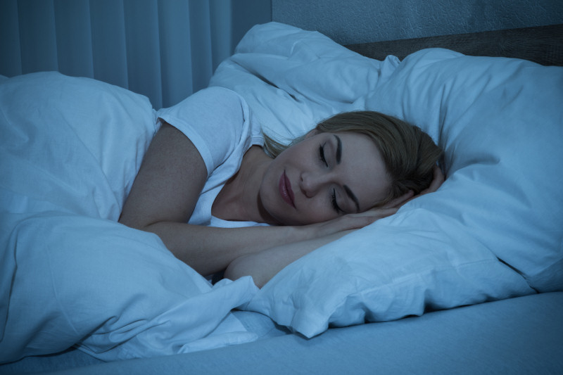 Sleeping snug as a bug in a rug is only cozy and comfortable if the room is nice and cool. Turn down the thermostat and sleep better!